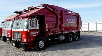 Carl's Waste Services Logo